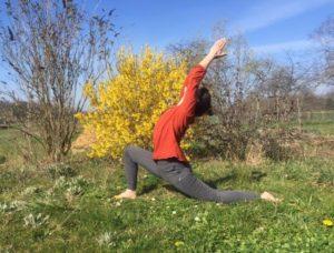 intervenante yoga
